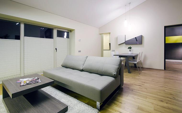 интерьер гостиной - фото № 44835