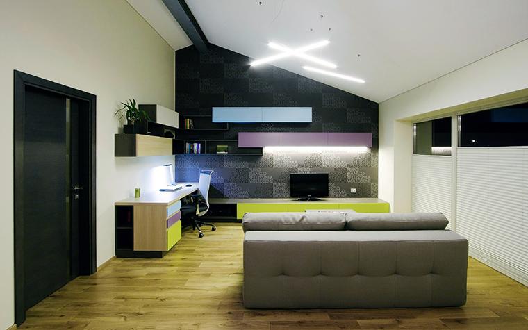 интерьер гостиной - фото № 44833