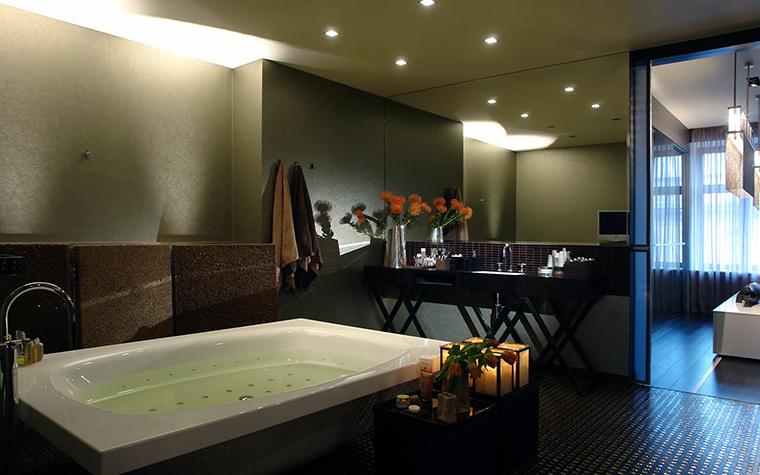 интерьер ванной - фото № 44884
