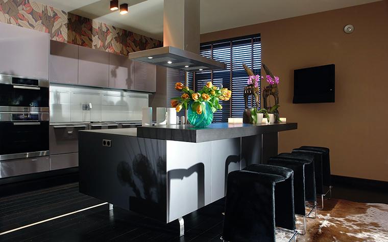 интерьер кухни - фото № 44903