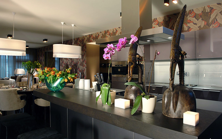интерьер кухни - фото № 44904