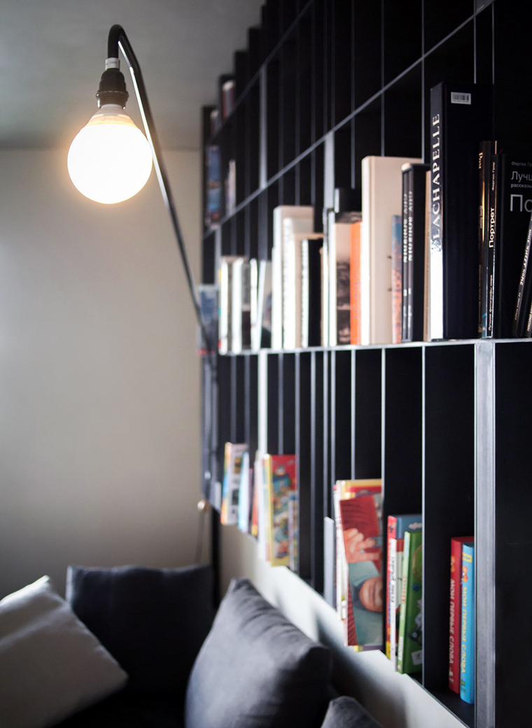 Фото № 44960 гостиная  Квартира