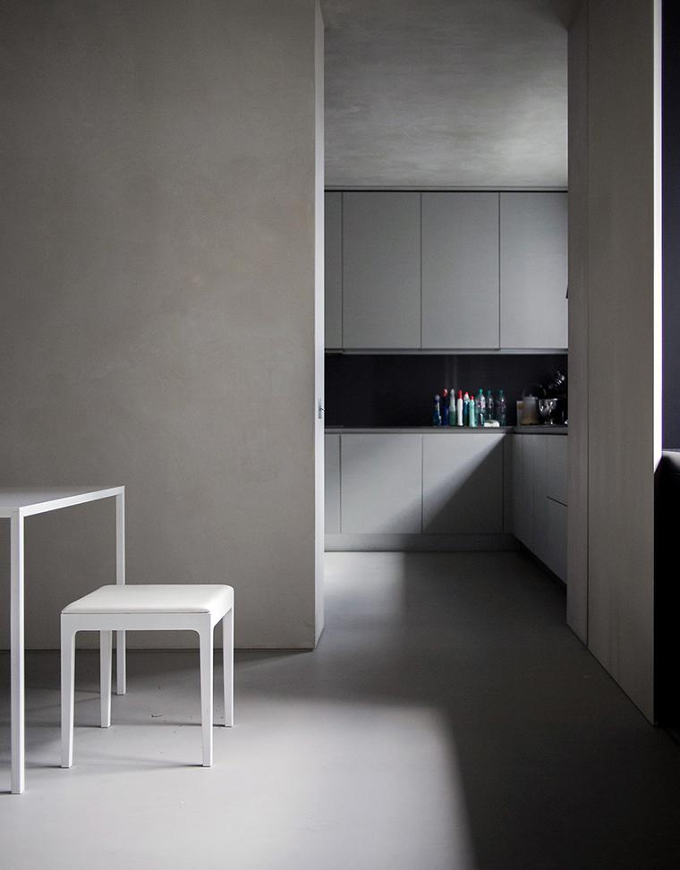 Фото № 44952 кухня  Квартира