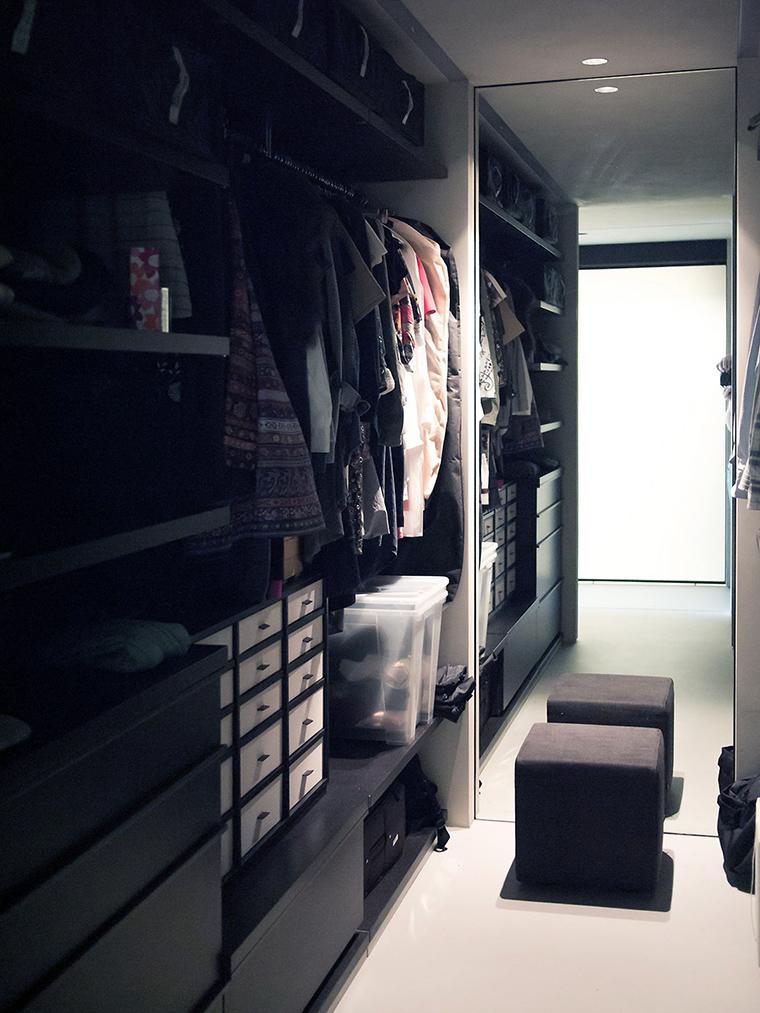 интерьер гардеробной - фото № 44974