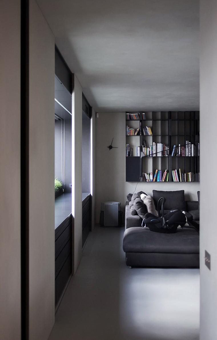 интерьер гостиной - фото № 44961