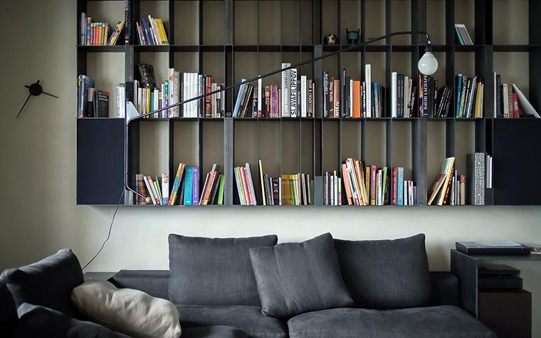Фото № 44957 гостиная  Квартира