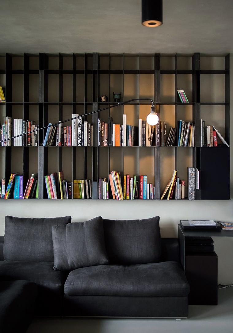 интерьер гостиной - фото № 44958