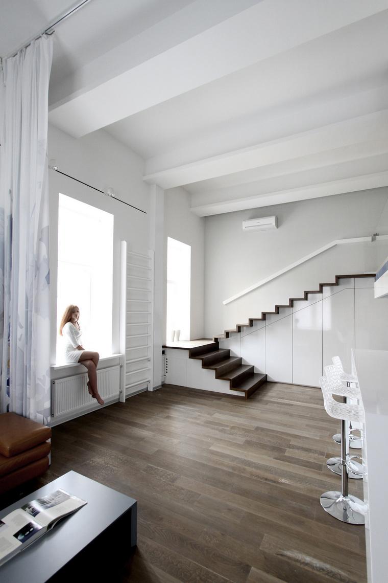 Квартира. холл из проекта , фото №45055