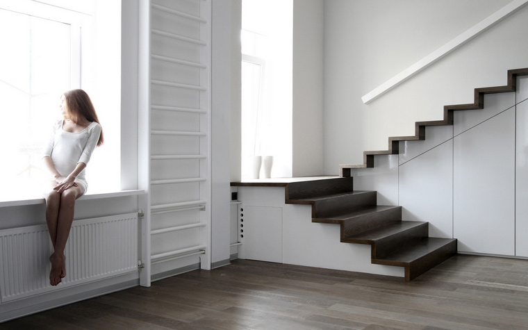 Квартира. холл из проекта , фото №45051
