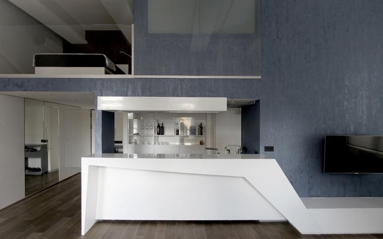 Квартира. кухня из проекта , фото №45050