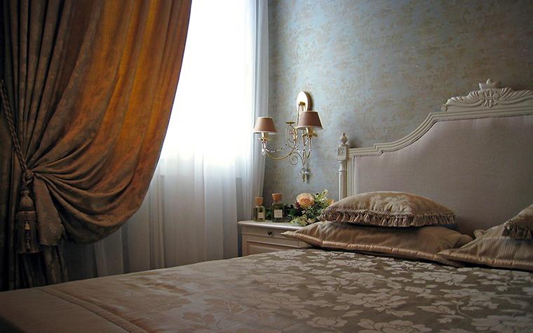 интерьер спальни - фото № 45095