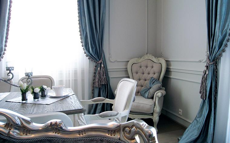 интерьер столовой - фото № 45079