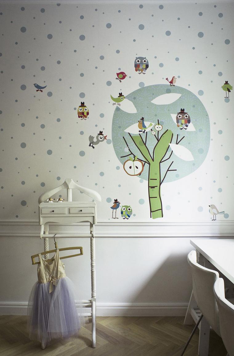 Фото № 45245 детская  Квартира