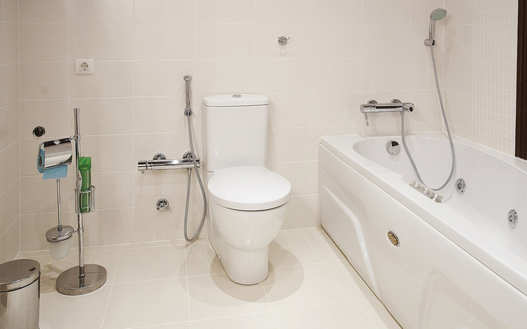 Фото № 45292 ванная  Квартира