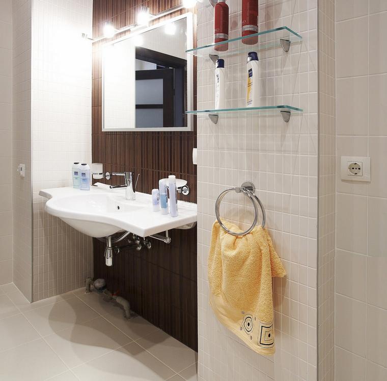 интерьер ванной - фото № 45291