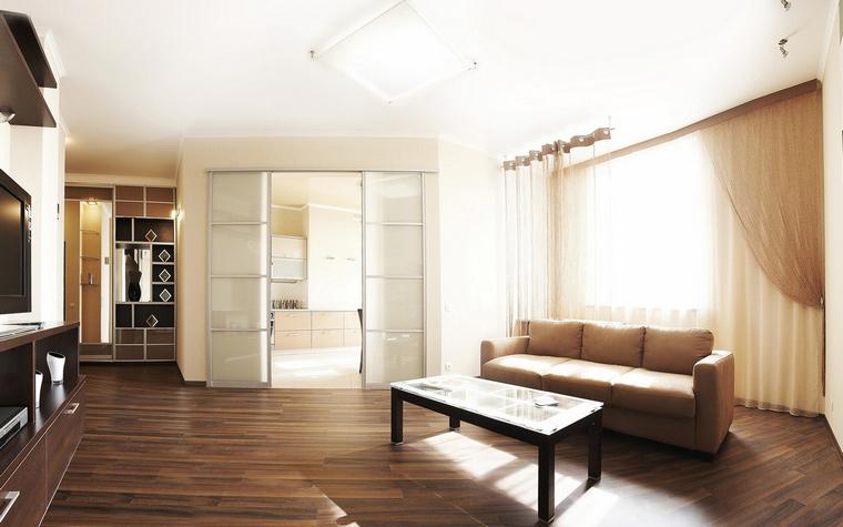 интерьер гостиной - фото № 45287