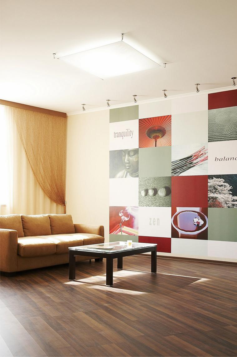 интерьер гостиной - фото № 45284