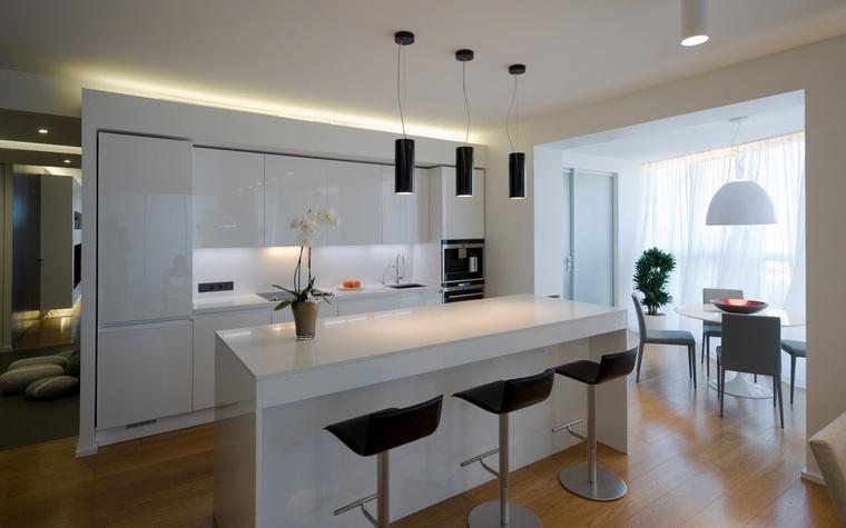 Квартира. кухня из проекта , фото №45321