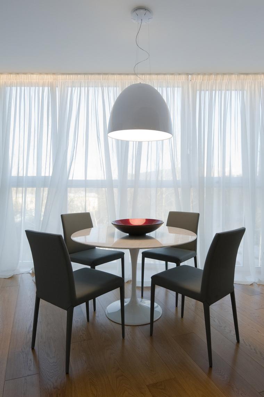 Квартира. столовая из проекта , фото №45322