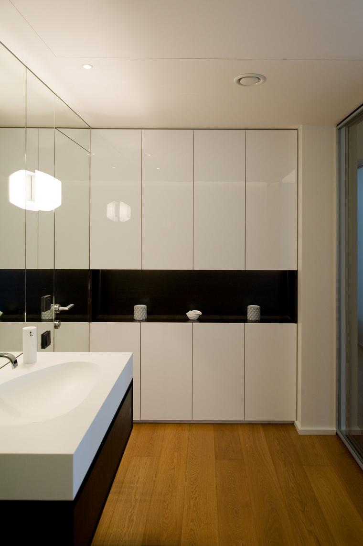 Квартира. ванная из проекта , фото №45328