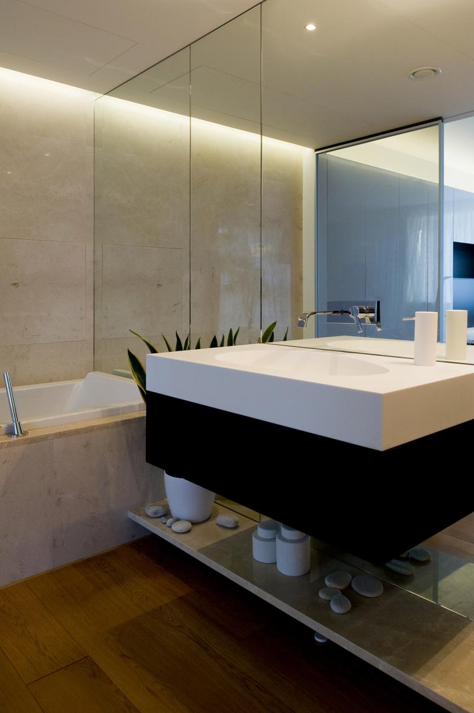 Квартира. ванная из проекта , фото №45329