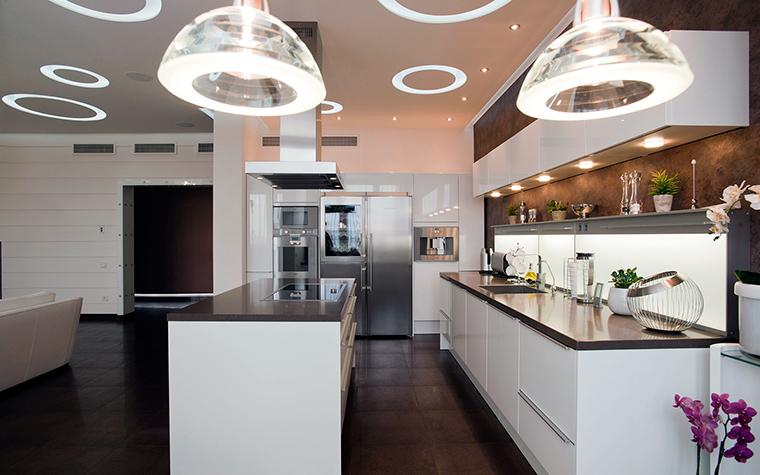 Фото № 45409 кухня  Квартира