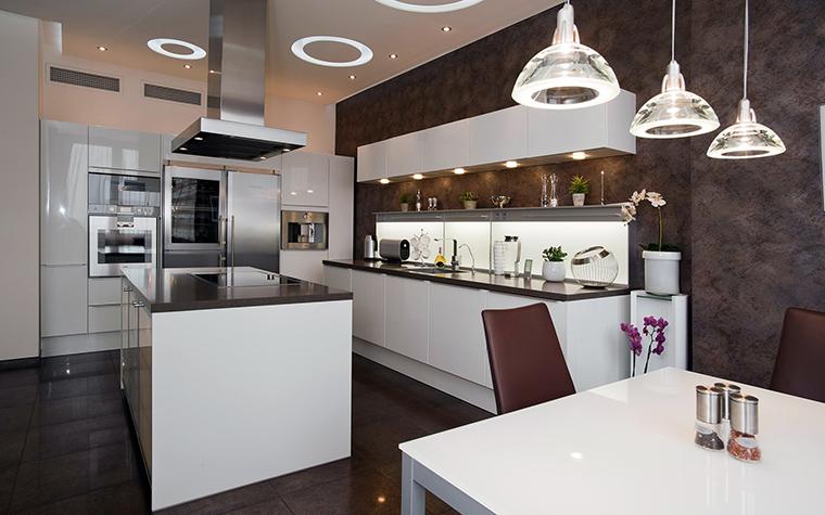Фото № 45410 кухня  Квартира