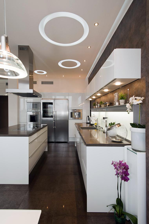Фото № 45411 кухня  Квартира