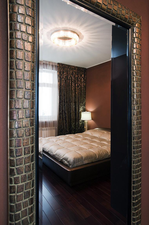 Фото № 45388 спальня  Квартира