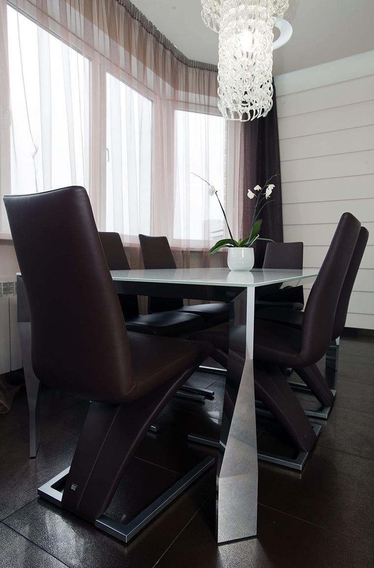 интерьер столовой - фото № 45412