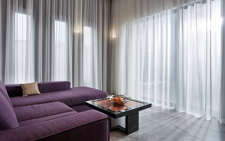 Фото № 45427 гостиная  Квартира