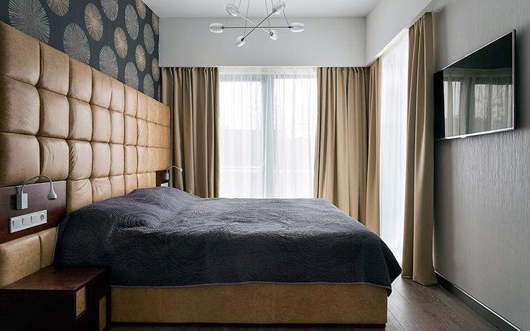 Фото № 45430 спальня  Квартира