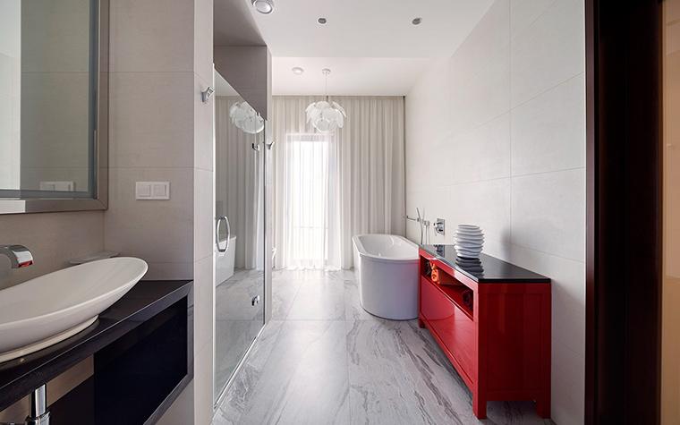 интерьер ванной - фото № 45431