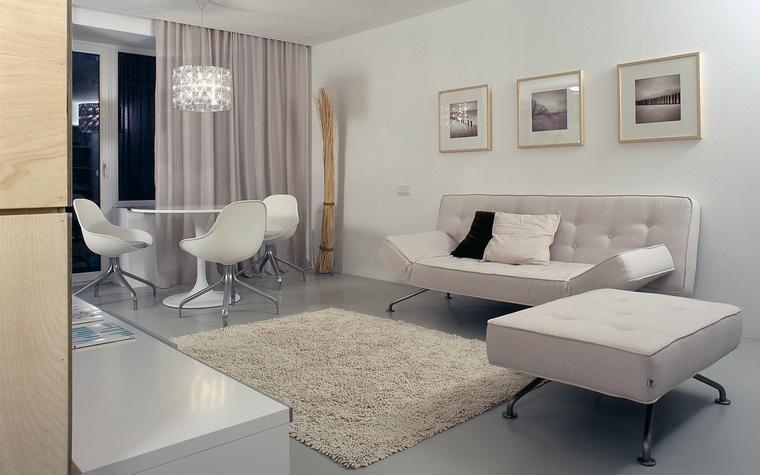 интерьер гостиной - фото № 45423