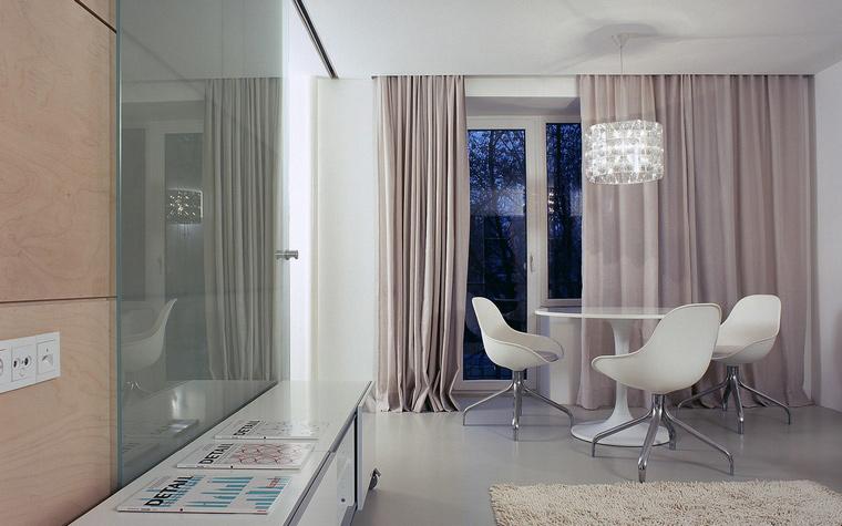 интерьер гостиной - фото № 45422