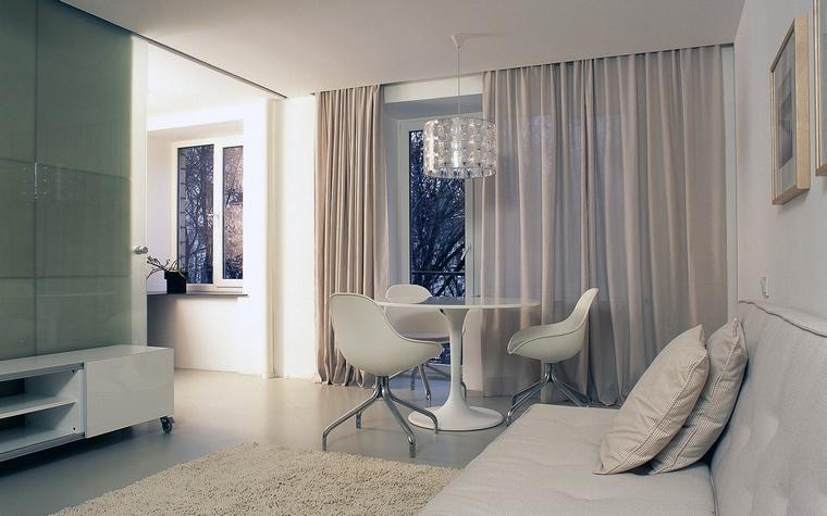 интерьер гостиной - фото № 45419