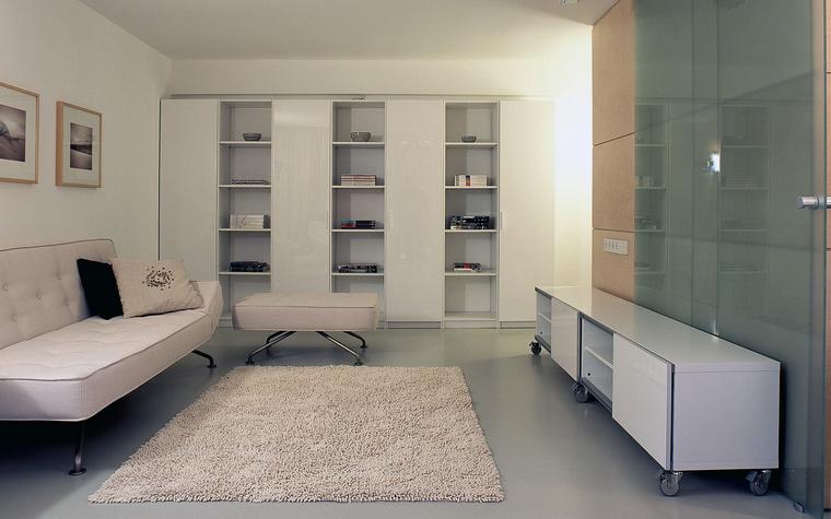 интерьер гостиной - фото № 45421