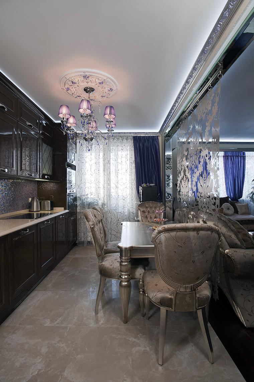 интерьер кухни - фото № 45562