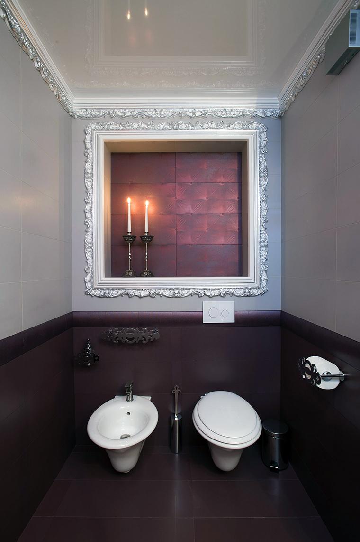 интерьер ванной - фото № 45555