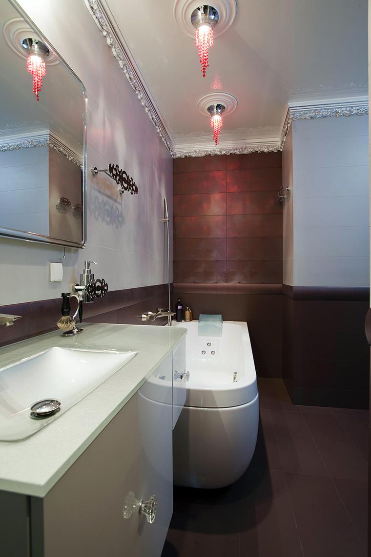 интерьер ванной - фото № 45556