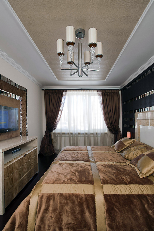 интерьер спальни - фото № 45569