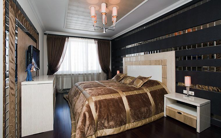 интерьер спальни - фото № 45570