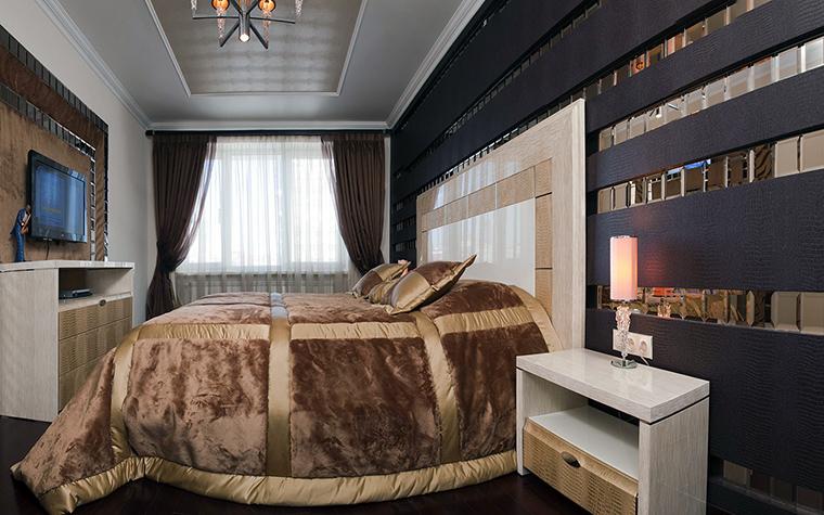 интерьер спальни - фото № 45571