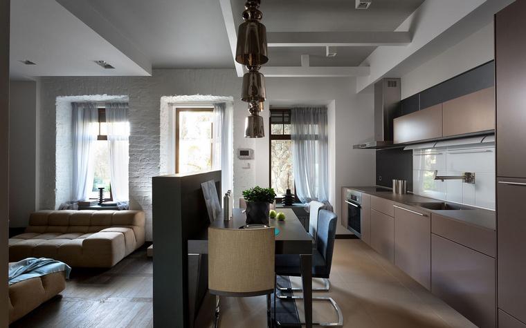 интерьер кухни - фото № 45643