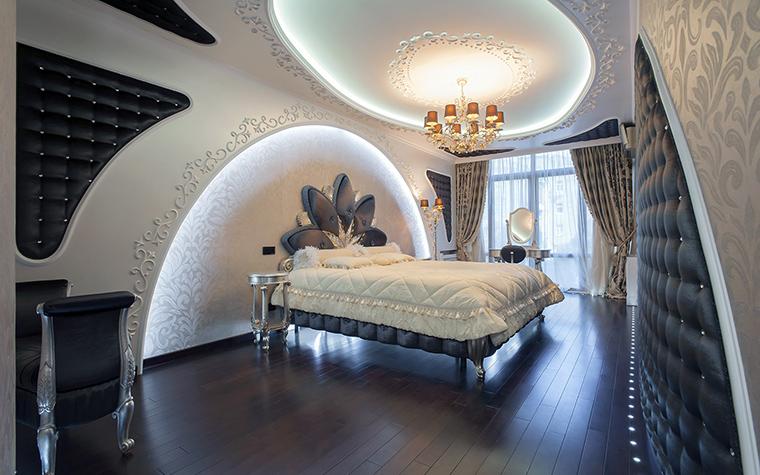 Квартира. спальня из проекта , фото №45705