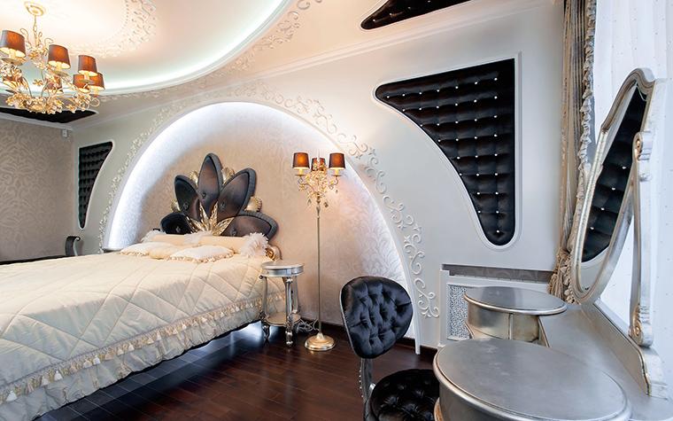 Квартира. спальня из проекта , фото №45707