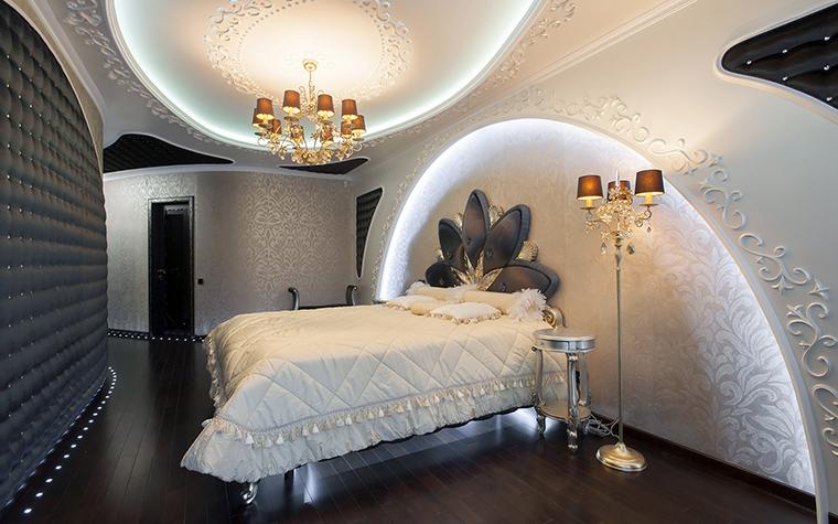 Фото № 45706 спальня  Квартира