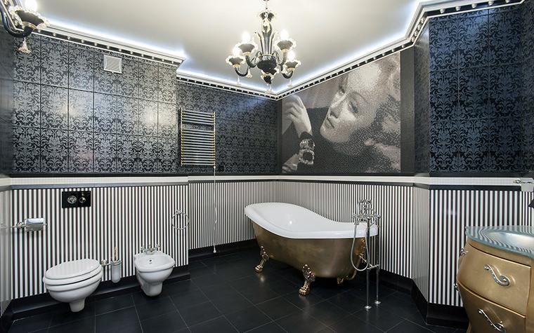 Фото № 45708 ванная  Квартира