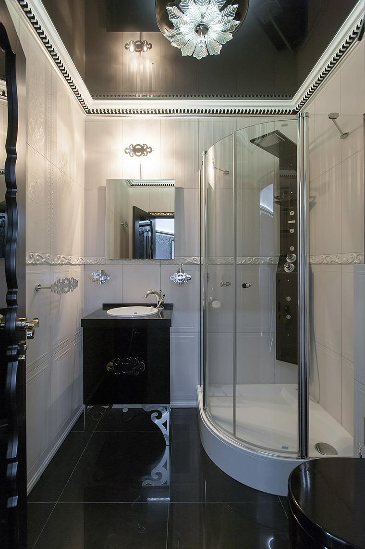 Фото № 45695 ванная  Квартира