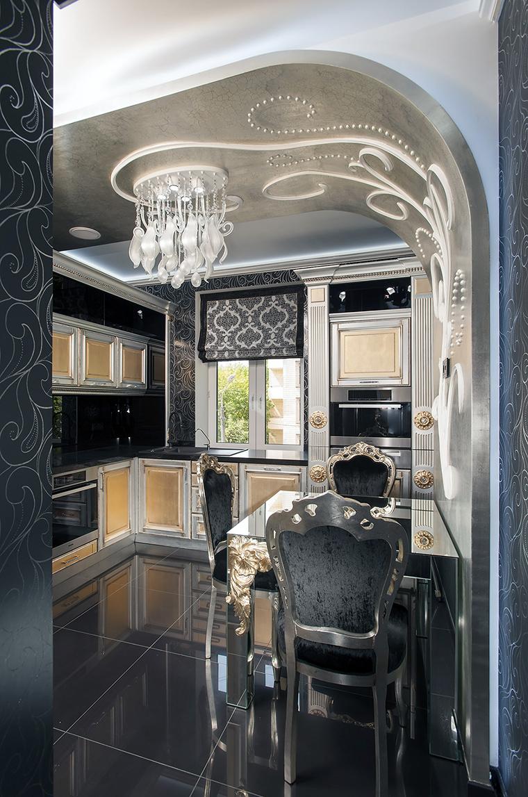 Фото № 45697 кухня  Квартира